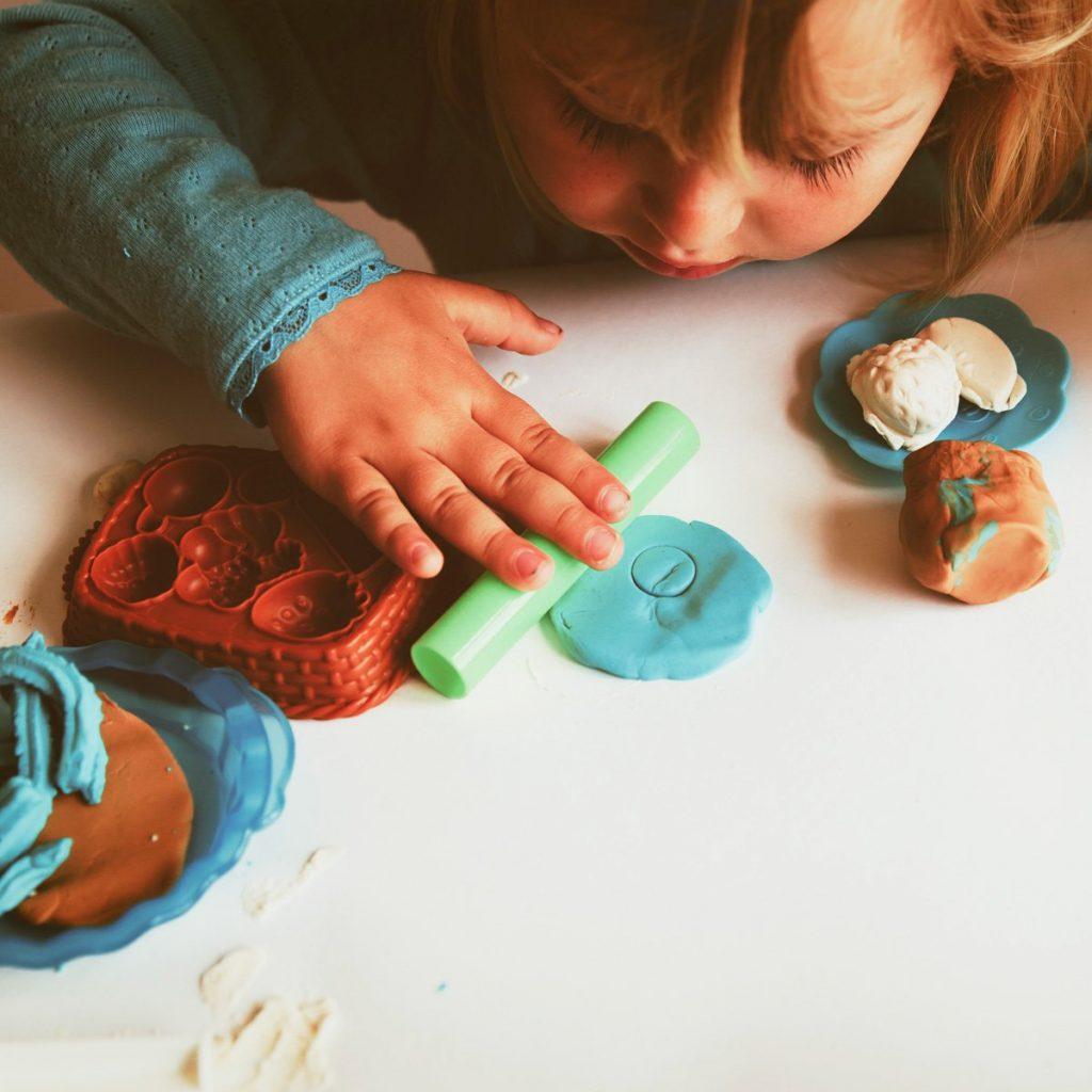 pâte à modeler maison