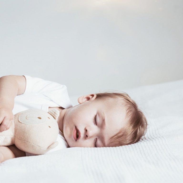 bruit blanc bebe