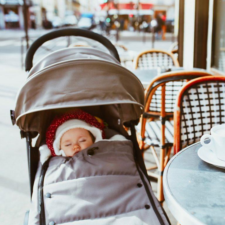 sortir bébé quand il fait froid