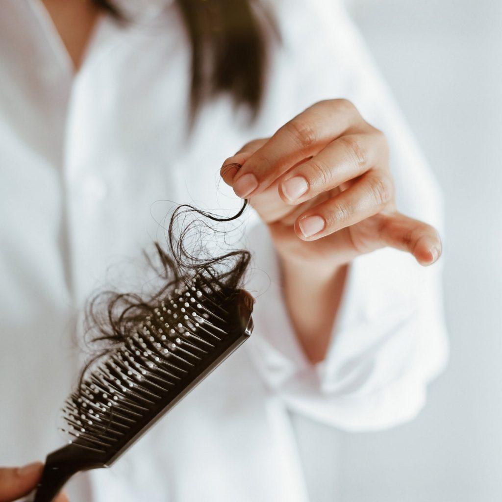 alopecie post partum