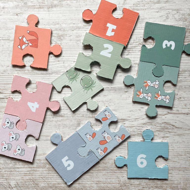 puzzle joone