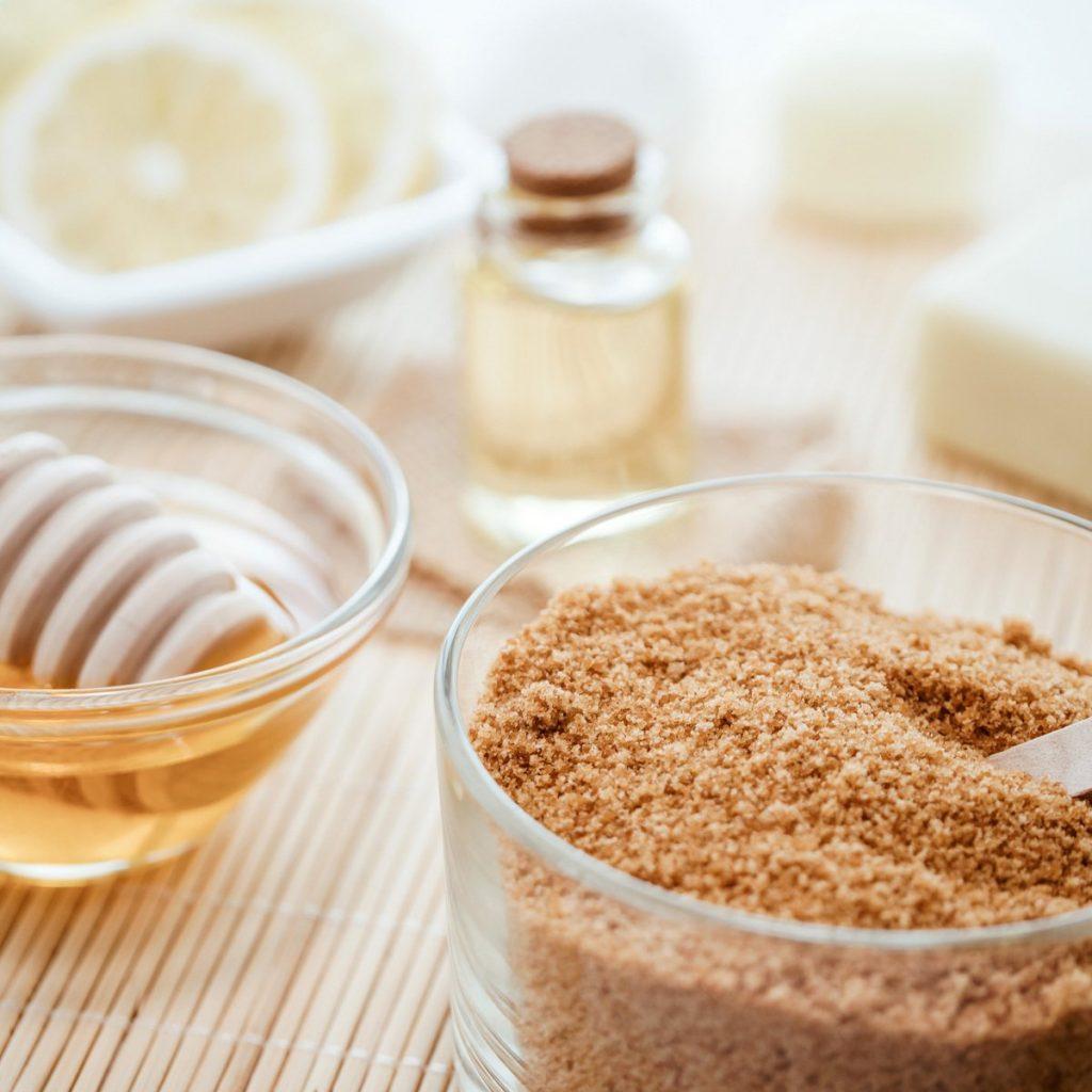 recettes beauté sucre et miel