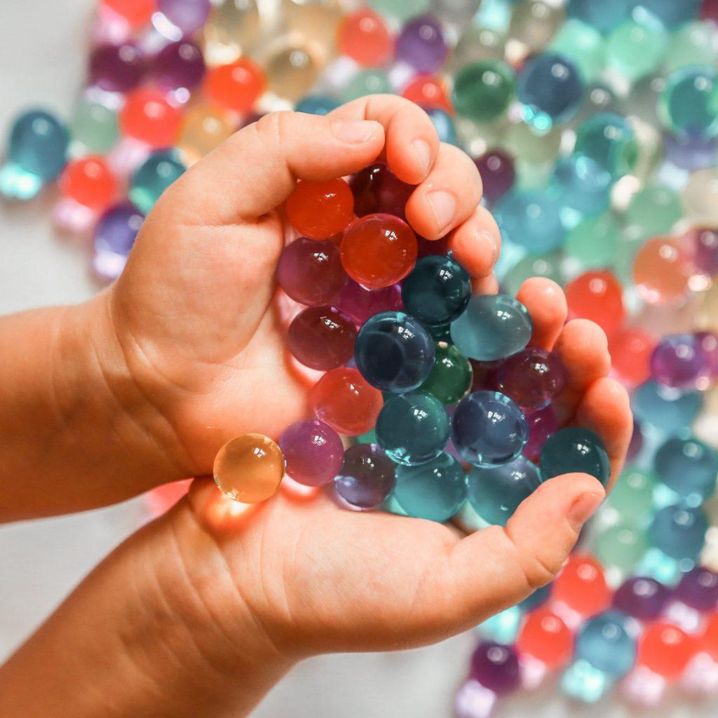 Water Beads maison