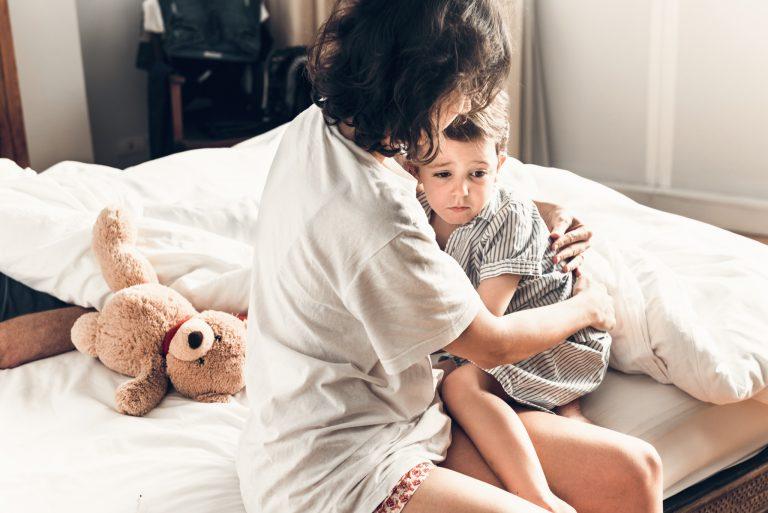 Tout ce qu'il faut savoir sur les parasomnies chez l'enfant