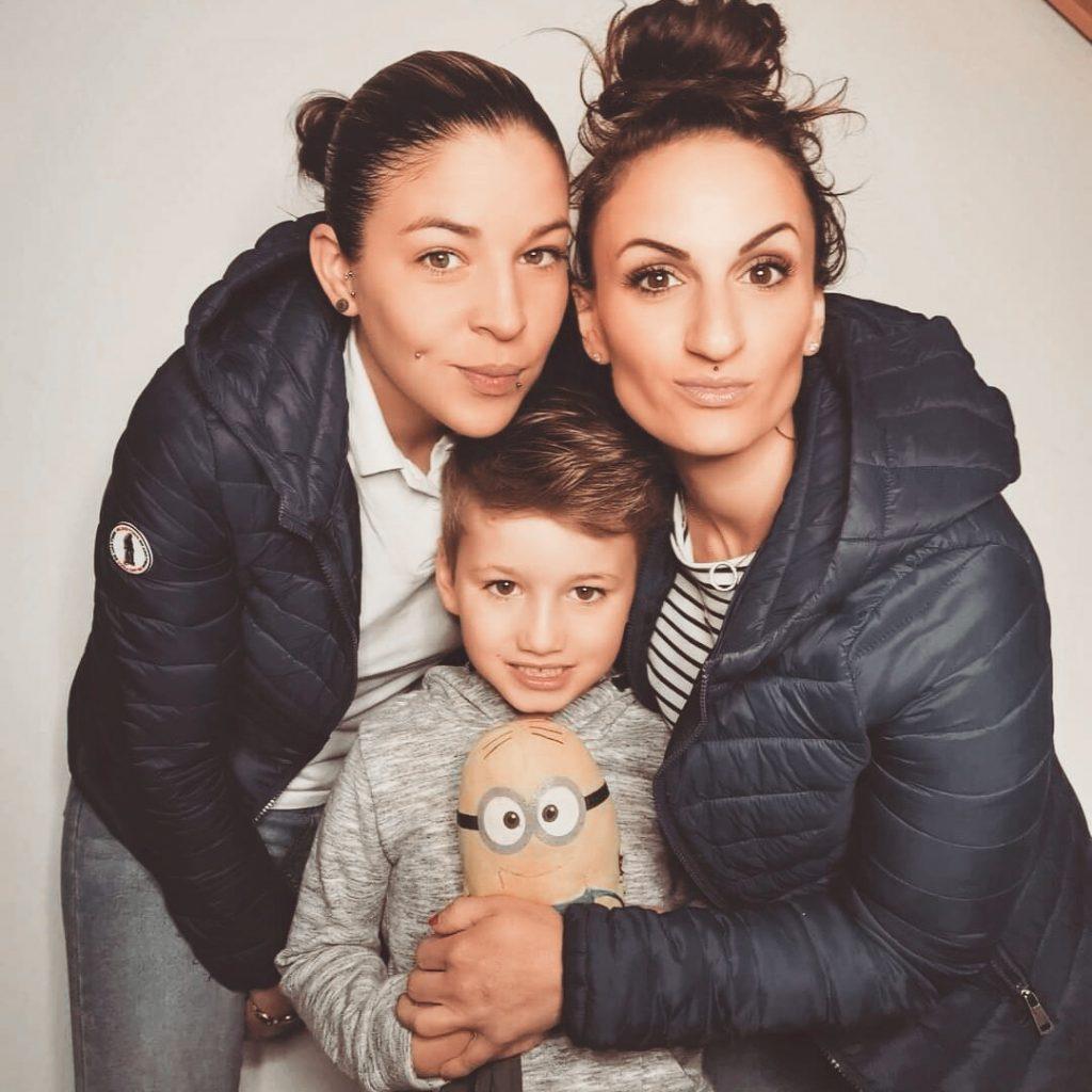 """""""Malo a 2 mamans et les défis de notre famille homoparentale sont les mêmes que tous les parents"""""""