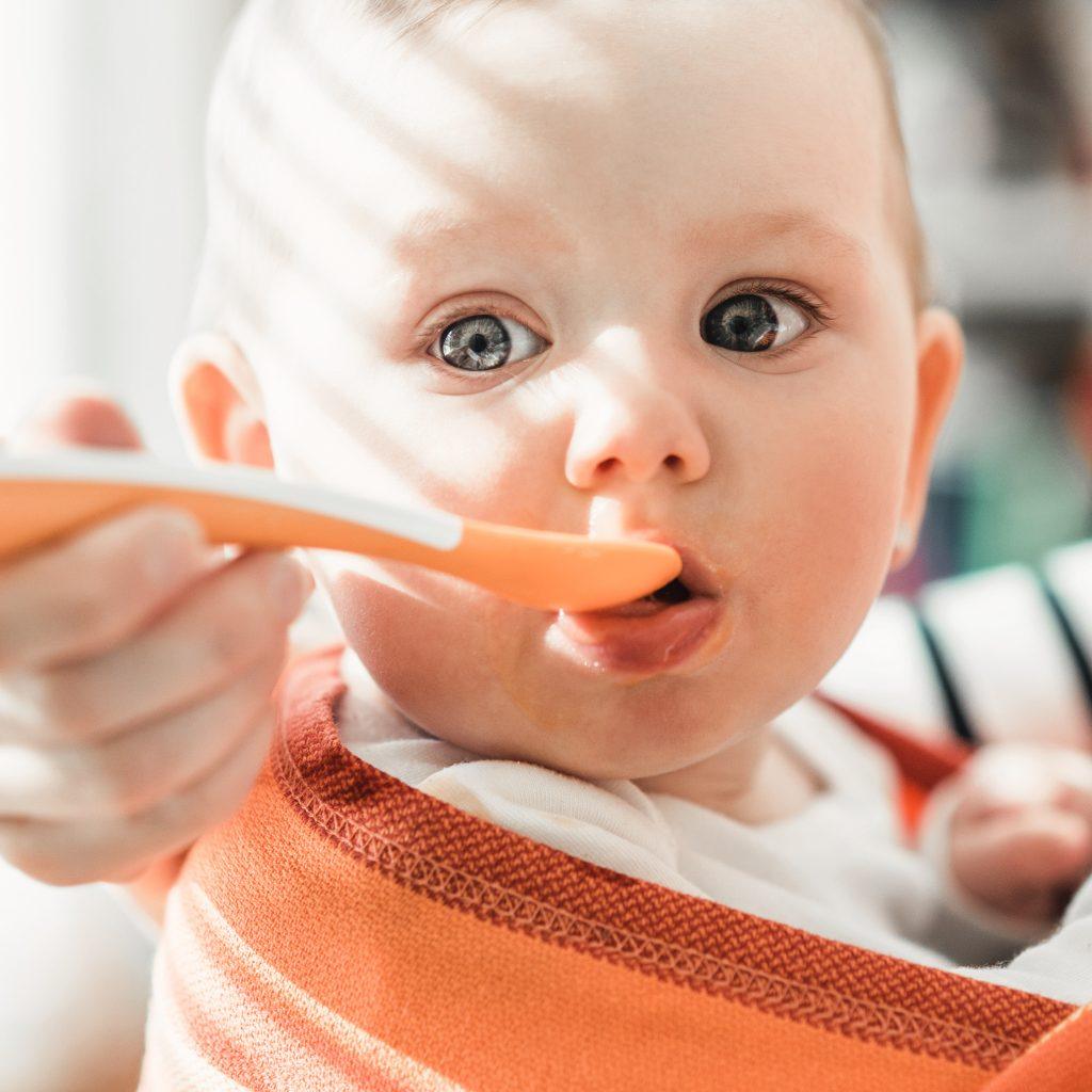 Diversification alimentaire... C'est quand le bon timing pour débuter ?